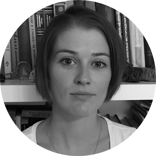 Екатерина Пеленкова<br><span>Geologist</span>