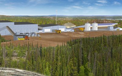 Feasibility Study for Fortune Minerals