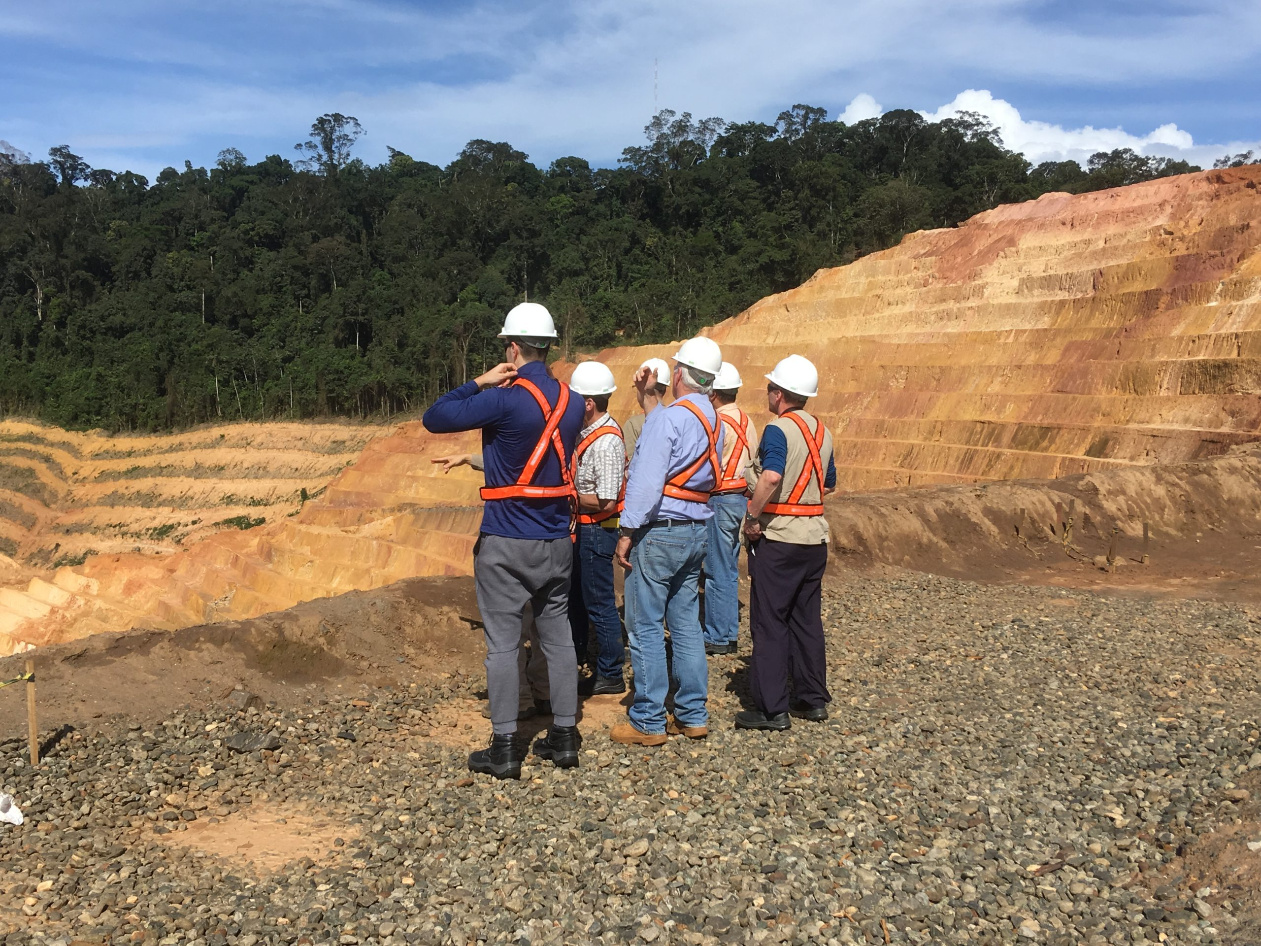 mineral engineering consulting