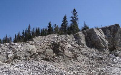 Оценка ресурсов неметаллического сырья
