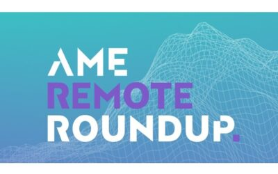 Micon to Attend AME's Remote Roundup 2021