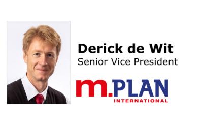 Micon's JV M.Plan appoints a new Senior Vice President