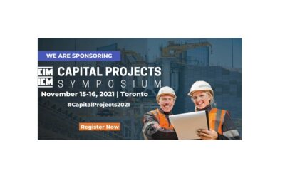 Micon Sponsors the CIM 2021 Capital Projects Symposium